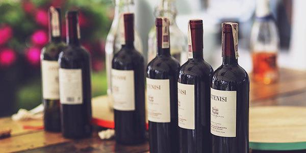 Wine menu restaurant Mon Auberge (Lunel)